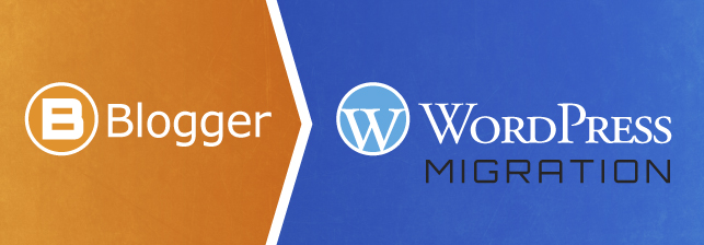 Blogger to Wordpress Migrations