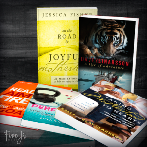 Professional book cover design & interior layout from Five J's Design
